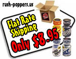 Rush-Poppers.us - Expedited Shipping